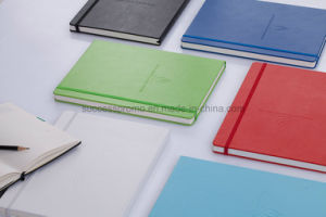 High Quality Imported Leatherette Paper Moleskine Notebook pictures & photos