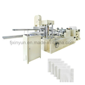 Good Price Automatic Folding Table Tissue Paper Napkin Making Machine pictures & photos