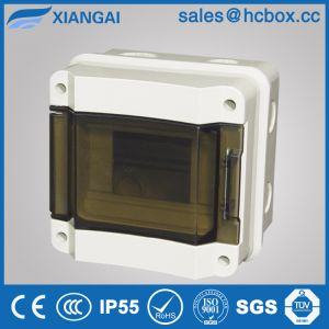 HK 5ways Plastic Waterproof Distribution Box Electrical Box IP65 Box pictures & photos