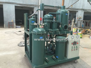 Hydraulic Oil Lube Oil Filtration Machine (TYA) pictures & photos