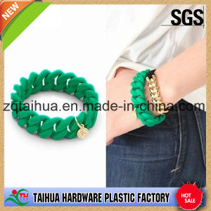 Custom Fashion Silicone Wristband with SGS Certification pictures & photos