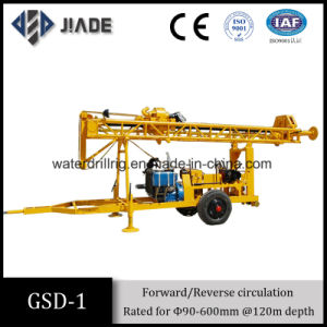 Gsd-1 Easy Operation Portable Drilling Rig Equipment pictures & photos