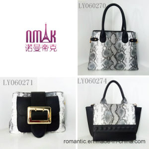 Wholesale Leisure Mini Lady PU Croco Leather Handbags (LY060271) pictures & photos