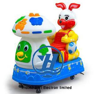 Cute Rabbit Kiddie Ride Game Machine (ZJ-K92) pictures & photos