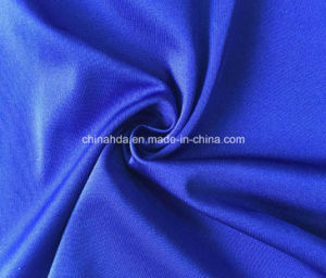 Bright Polyester Spandex Plain Fabric for Swimwear Garment (HD1202257) pictures & photos