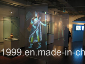 92% Transmittance Holographic Rear Projection Window Advertising Film pictures & photos