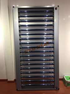 Balcony Type U Pipe Solar Collector with Ce Certificate pictures & photos