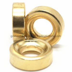 Yellow Galvaized Carbon Steel Spinner Module Hoop/ Finger Tip Accessories pictures & photos