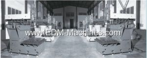 Double Head, Doubld Controller EDM Sinker Machine Dm1680-II pictures & photos