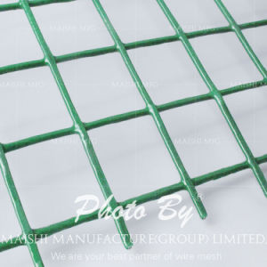 PVC Coated Square Hole Welded Mesh pictures & photos