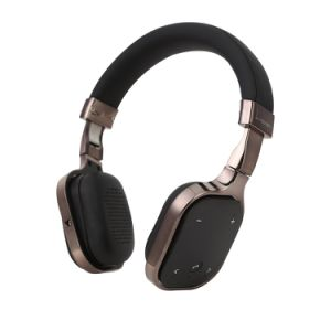 Gymsense Foldable Bluetooth Wireless Stereo Headset Headphone with Mic