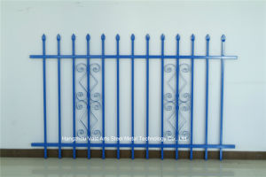 Haohan Customized High-Quality Decorative Garden Security Residential Industrial Fence 55 pictures & photos