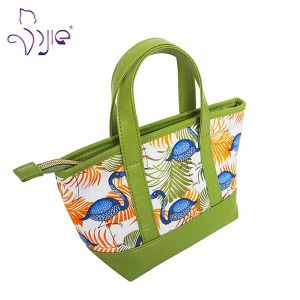 High Quality Cotton Printing Mini Hand Bag