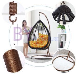 Outdoor Garden Furniture Wicker Hanging Basket pictures & photos