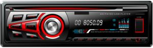 Single DIN Fixed Panel Car Audio 522 pictures & photos