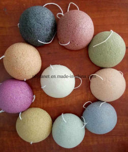 100% Pure Natural Cleaning Konjac Sponge pictures & photos