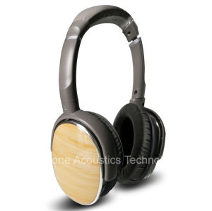 Active Noise Cancelling Bluetooth Over Ear Stereo Headphones pictures & photos