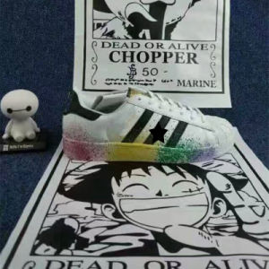 Classic Custom Sneakers Men DIY Sport Shoes with Style No.: Running Shoes-Ad001 Zapatos pictures & photos