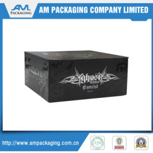 Luxury Design Cardboard Paper Box for Cigarette Packaging Wholesale pictures & photos