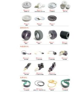 Rubber Roller Tire/Feed Roller/Pickup Roller 035-94302 for Use in Riso Duplicator pictures & photos