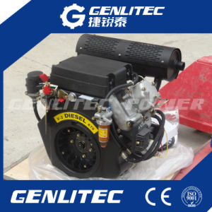 20HP Air Cooled 2 Cylinder Diesel Marine Engine pictures & photos