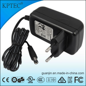 25W 12V 2A AC/DC Switching Power Supply with Ce and GS Certificate pictures & photos
