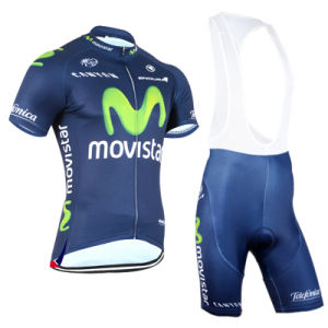 Breathable High Quality Short Sleeve Bicycle Clothing with Mesh Fabric pictures & photos
