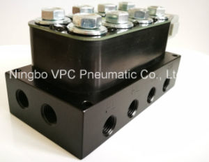 Accurate Air V4 Solenoid Valve Manifold Suspension Valve Wire Harness pictures & photos