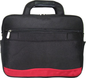 Laptop Carry Nylon Notebook Business 15.6′′ Laptop Computer Function Bag pictures & photos