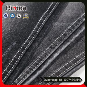 70% Cotton 30% Polyester Slub Denim Fabric for Jeans pictures & photos