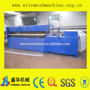 2017 Best Product Chain Link Fence Machine pictures & photos