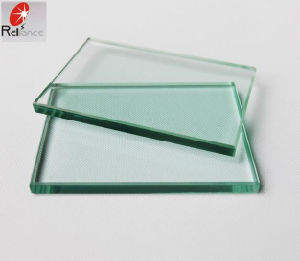 Manufacture Clear Float Glass of Low Price 6mm (4mm-19mm) pictures & photos
