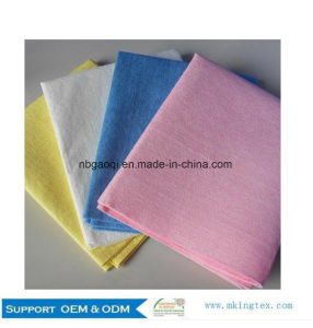 High Quality Spunlace Disposable Non Woven Microfiber Wipes pictures & photos