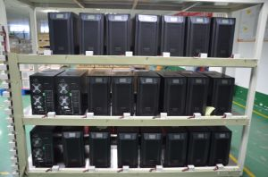 Lithuania 2kVA Uninterruptable Power Supply with Battery 2kVA UPS Power Back-up pictures & photos