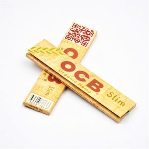 Cigarette Rolling Paper Transparent Smoking Wrapping Paper pictures & photos