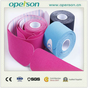 Waterproof Kinesiology Tape with High Quality and Competitive Price pictures & photos