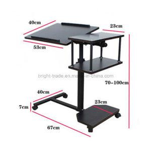 Height Adjustable Computer Desk/Laptop Desk pictures & photos