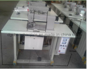 60mm Automatic Ultrasonic Medical Gown Sewing Machine pictures & photos