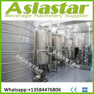 Automatic Purified Water Treatment Equipment RO Water System pictures & photos