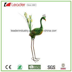 Garden Metal Bird Figurine Decorative for Indoor and Outdoor Decoration pictures & photos