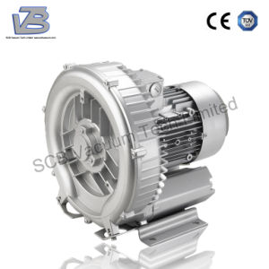 7.5kw Turbo Ring Blower Vacuum Blower for Package Machine pictures & photos