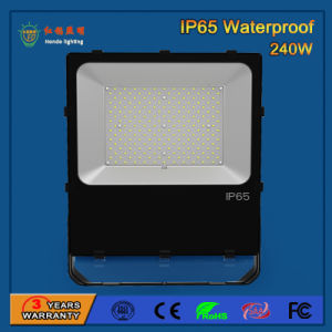 High Brightness 240W SMD LED Flood Light for Underground pictures & photos