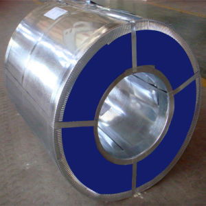 Regular Spangle Zinc Coating 40GSM Galvanized Steel Coil for Building Material pictures & photos