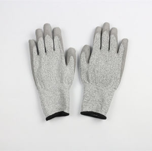 Industrial Anti Cutting 5 Level Working Glove pictures & photos