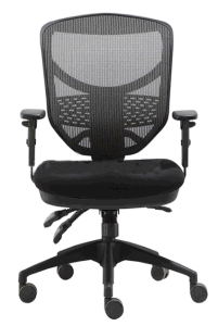 Modern Ergonomic Computer Office Chair Swivel Computer Nylon Base Office Chair pictures & photos