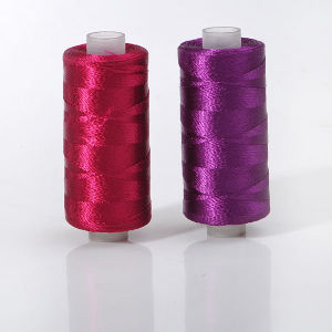 100% Polyester Bobbin Thread for Embroidery pictures & photos