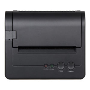 4 Inch Android Portable Thermal Bluetooth Mini Mobile Receipt Printer Ts-M410 pictures & photos