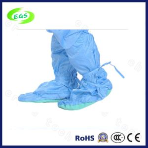 Clean Room ESD Safety Shoes/ESD Cleanroom Safety Shoes Antistatic Boots/1 pictures & photos