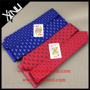 Hand Made Silk Custom Woven Slim Ties Men pictures & photos