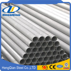 Tisco 201 304 316 430 Stainless Seamless Steel Pipe pictures & photos